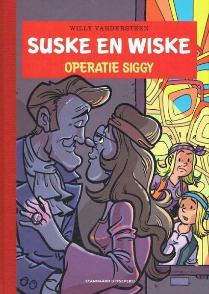 Suske en Wiske 345 Operatie Siggy