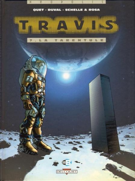 Travis (Delcourt) 7 La tarentule
