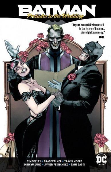 Batman: Prelude to the Wedding 1 Batman: Prelude to the Wedding