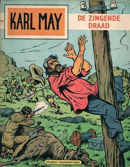 Karl May 15 De zingende draad
