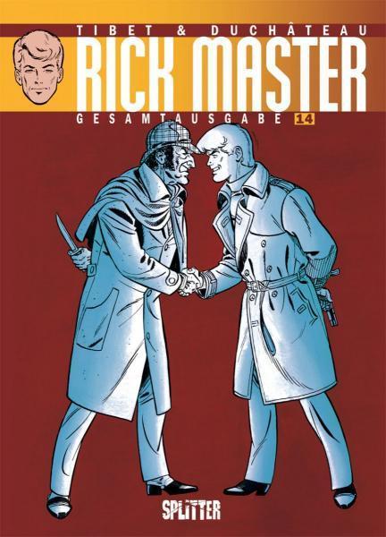 Rick Master 14 Gesamtausgabe 14