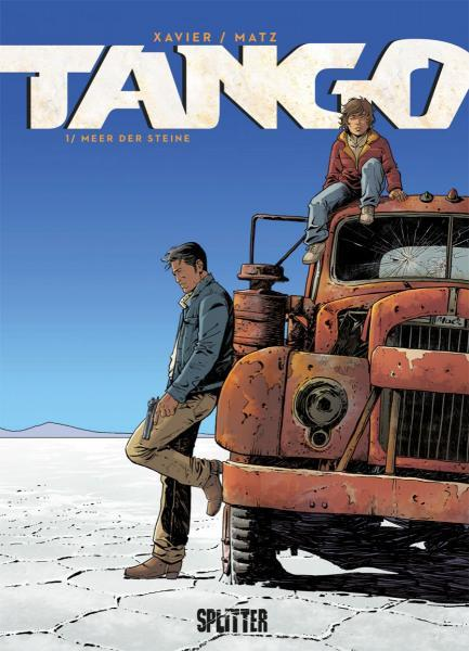 Tango (Xavier) 1 Meer der Steine