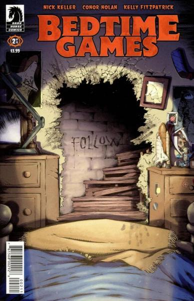 Bedtime Games 2 Issue #2