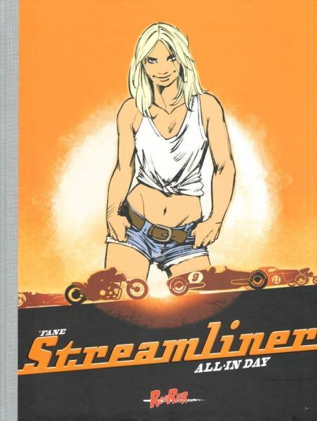 Streamliner (RoaRrr) 3 All-in day