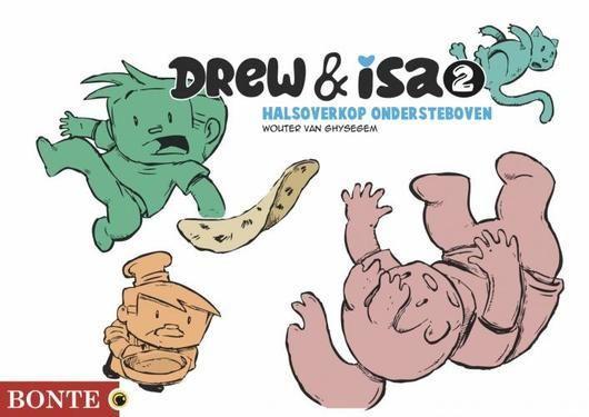 Drew & Isa 2 Halsoverkop onderbroken