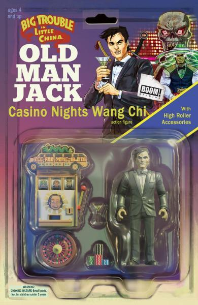 Big Trouble in Little China: Old Man Jack 10 Issue #10