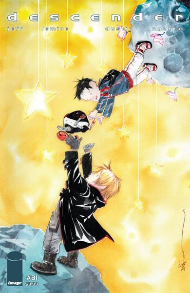 Descender 31 The End of the Universe, Part 3