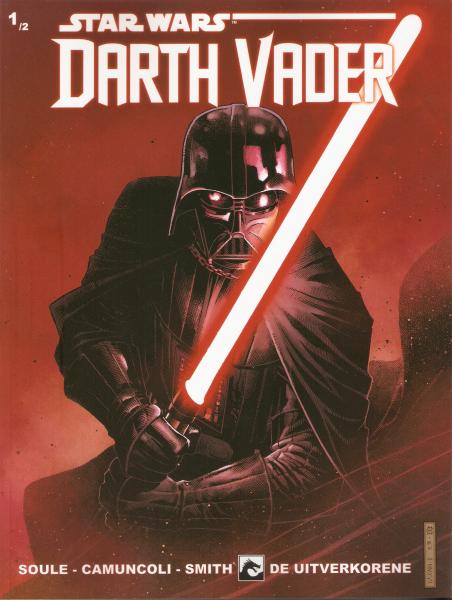 Star Wars: Darth Vader (Dark Dragon) 13 De uitverkorene, deel 1