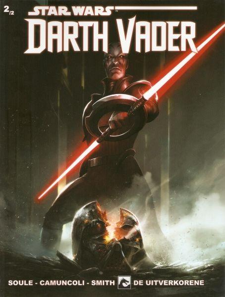Star Wars: Darth Vader (Dark Dragon) 14 De uitverkorene, deel 2