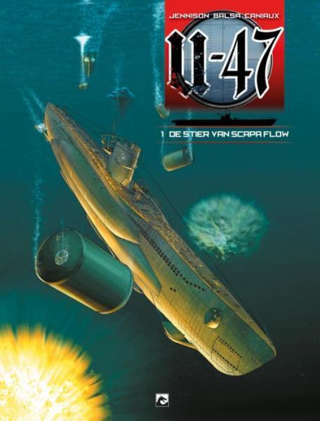 U.47 1 De stier van Scapa Flow