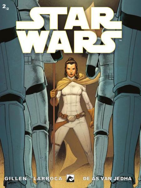 Star Wars (2 - Dark Dragon Books) 18 De as van Jedha, Deel 2
