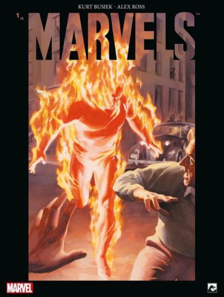 Marvels (Dark Dragon Books) 1 Deel 1