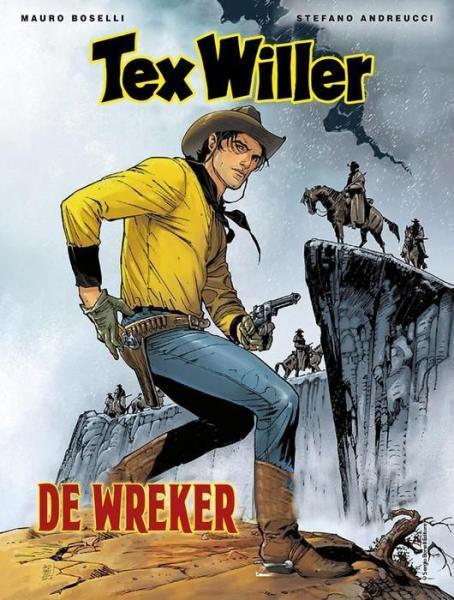 Tex Willer (Hum!) 5 De wreker