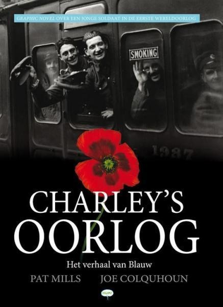 Charley's oorlog 4 Het verhaal van blauw