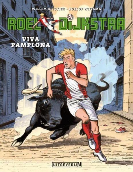 Roel Dijkstra (Uitgeverij L) 2 Viva Pamplona