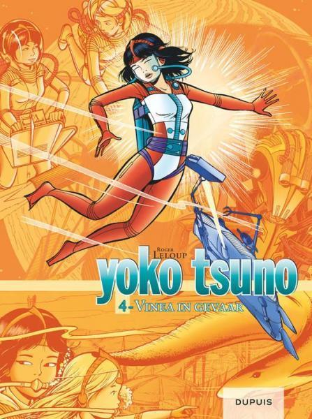 Yoko Tsuno INT 4 Vinea in gevaar