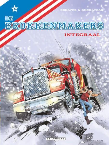 De brokkenmakers INT 4 Integraal, deel 4