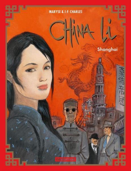 China Li 1 Shangai
