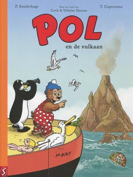 Pol (Silvester) 1 Pol en de vulkaan