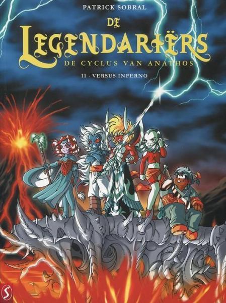 De legendariërs 11 Versus inferno