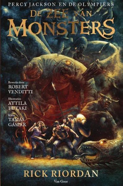 Percy Jackson 2 De zee van monsters