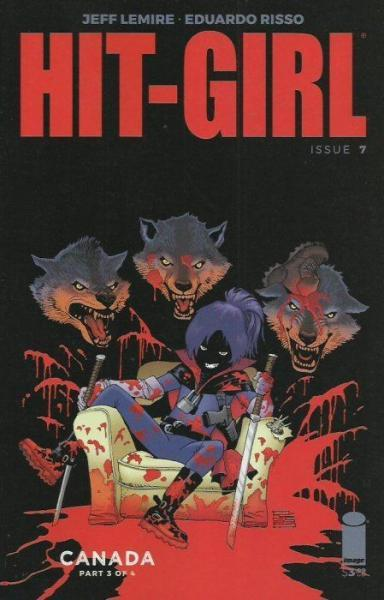 Hit-Girl (Image) 7 Canada, Part 3