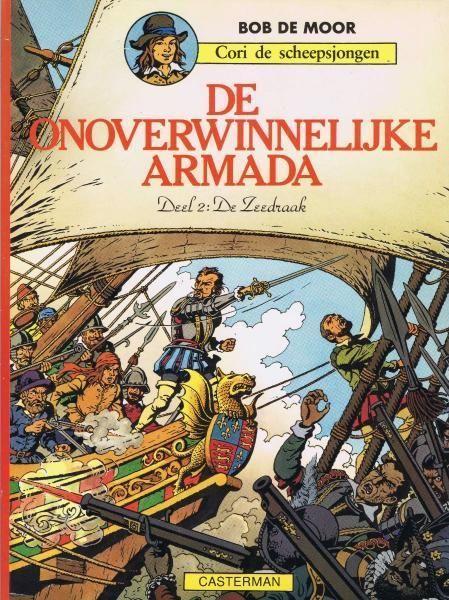 Cori de scheepsjongen 3 De onoverwinnelijke Armada - Deel 2: De Zeedraak