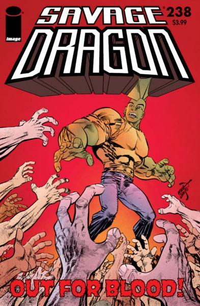 The Savage Dragon A238 Issue #238