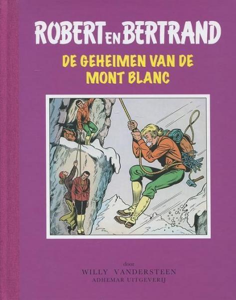 Robert en Bertrand 37 De geheimen van de Mont Blanc