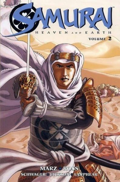 Samurai: Heaven & Earth INT A2 Volume 2