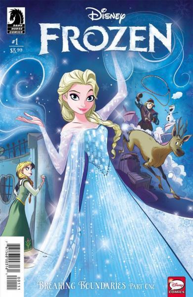 Frozen: Breaking Boundaries 1 Breaking Boundaries, Part 1