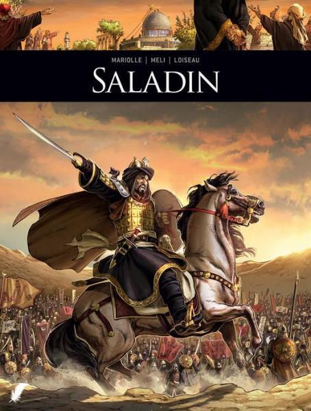 Zij schreven geschiedenis 5 Saladin