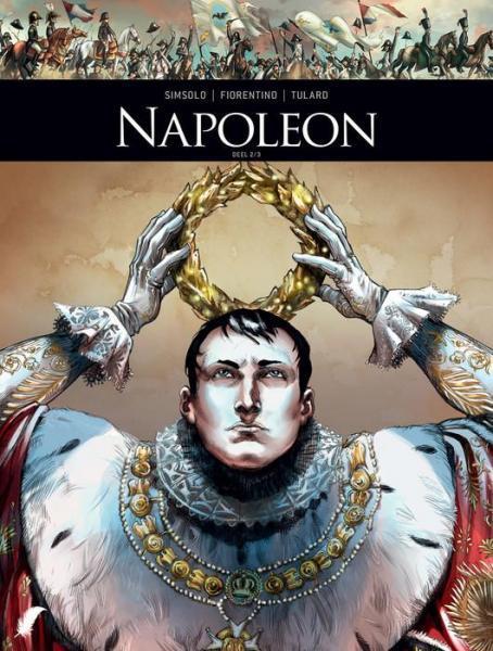 Zij schreven geschiedenis 6 Napoleon, deel 2