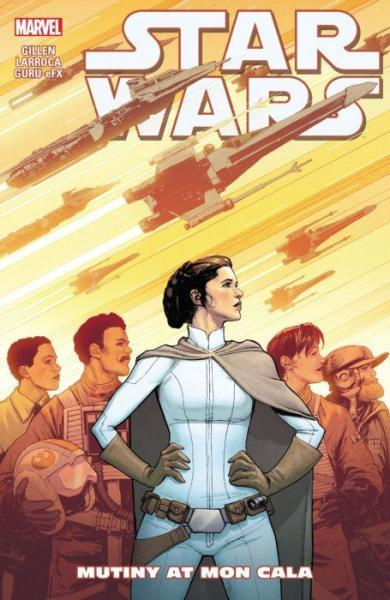 Star Wars (Marvel) INT A8 Mutiny at Mon Cala