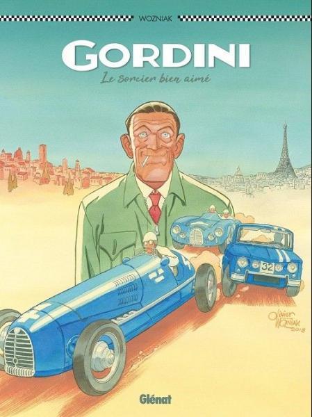 Gordini 1 Le sorcier bien aimé