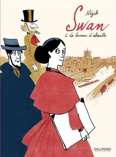 Swan 1 Le buveur d'absinthe