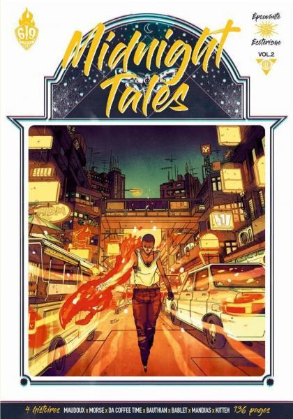 Midnight Tales 2 Tome 2