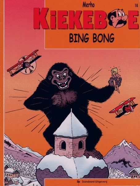 De Kiekeboes 18 Bing Bong
