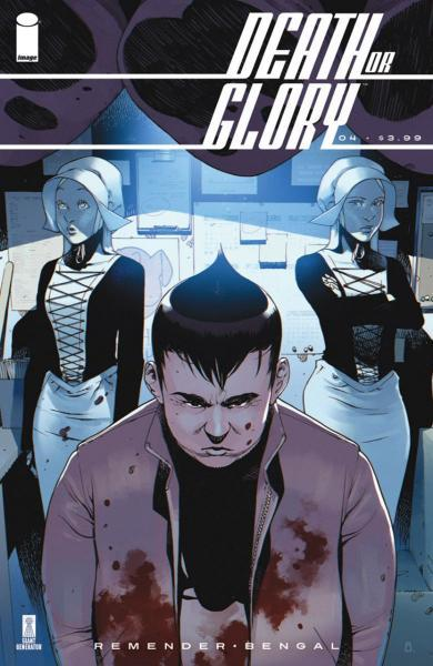 Death or Glory 4 Issue #4