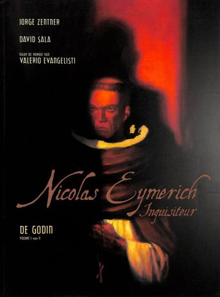 Nicolas Eymerich, Inquisiteur 1 De godin, Volume 1