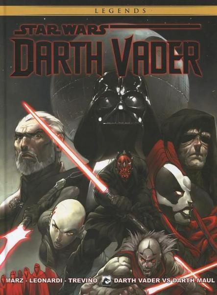 Star Wars - Darth Vader vs. Darth Maul 1 Star Wars - Darth Vader vs. Darth Maul