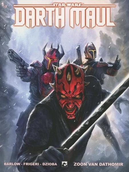 Star Wars: Darth Maul (Dark Dragon) 3 Zoon van Dathomir, deel 1