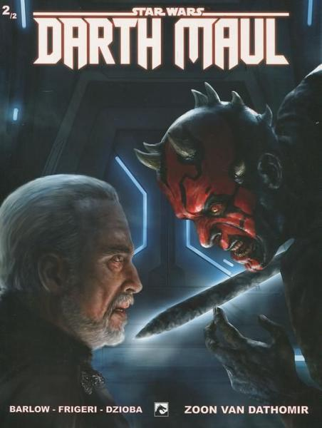 Star Wars: Darth Maul (Dark Dragon) 4 Zoon van Dathomir, deel 2