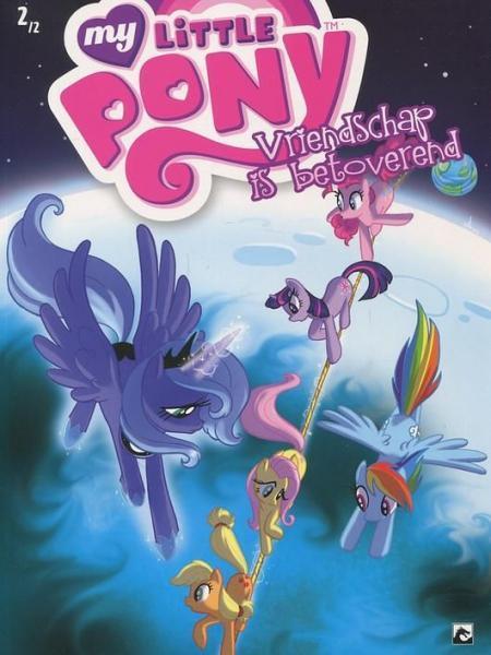 My Little Pony: Vriendschap is betoverend 2 Deel 2