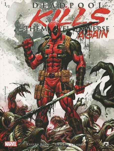 Deadpool Kills the Marvel Universe Again (Dark Dragon) 1 Deel 1
