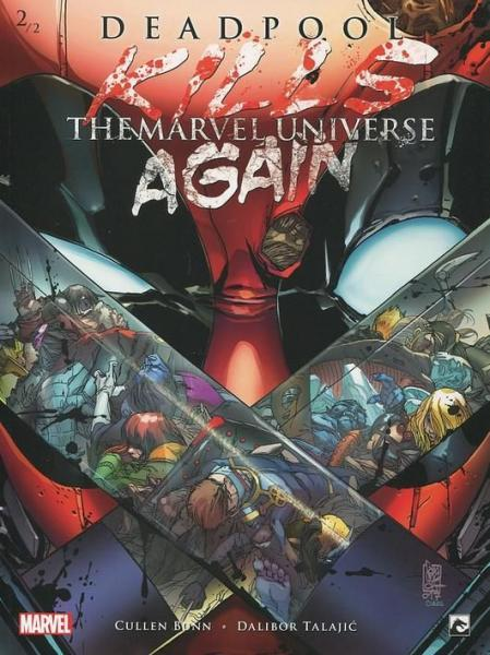 Deadpool Kills the Marvel Universe Again (Dark Dragon) 2 Deel 2