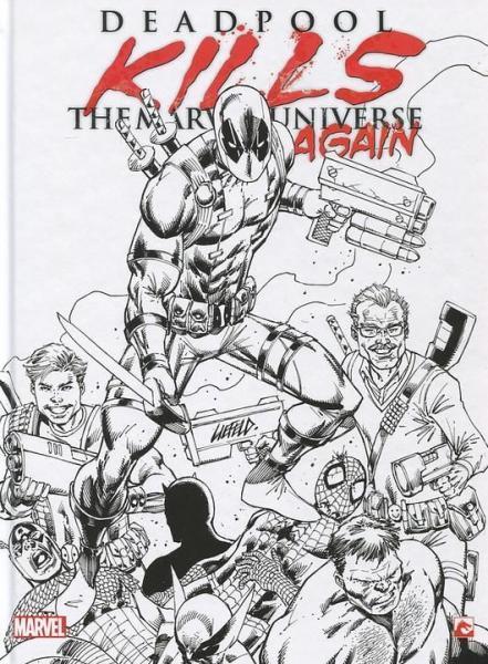 Deadpool Kills the Marvel Universe Again (Dark Dragon) 2 Deel 2