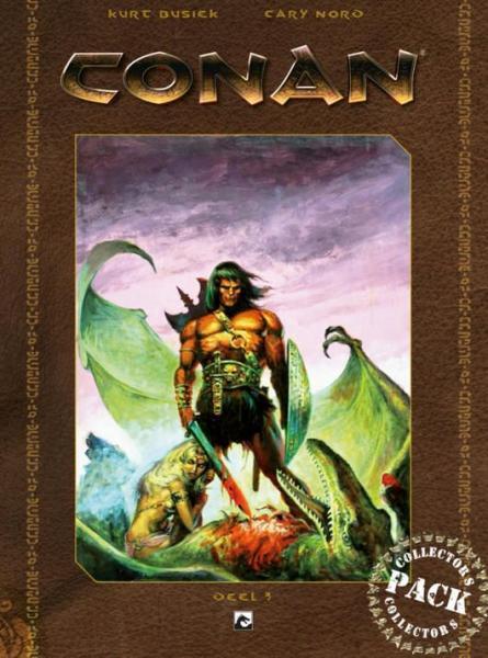 Conan (Dark Dragon) INT 2 Collector's pack 2