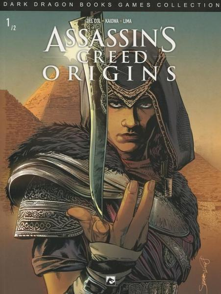 Assassin's Creed: Origins (Dark Dragon) 1 Deel 1