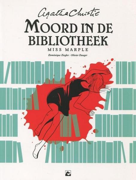 Miss Marple 1 Moord in de bibliotheek